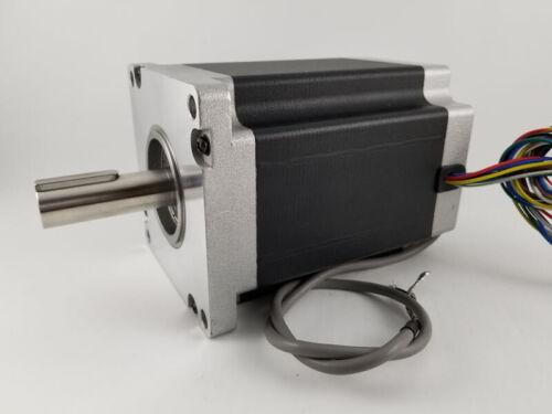 NEMA 42 CNC Engraver 2975 oz-in Stepper Motor with encoder for Mill