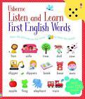 Listen and Learn First English Words von Sam Taplin (2015, Gebundene Ausgabe)