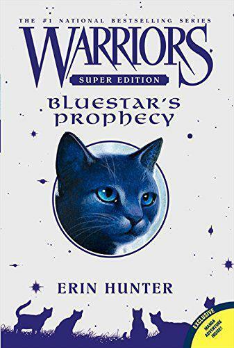 Warriors Super Edition: Bluestar's Prophecy by Hunter, Erin, NEW Book, FREE & Fa