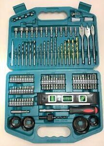 Makita P 67832 Zubehör Set Im Koffer 101 Teilig Bohrer Bits Und Vieles Mehr Ebay