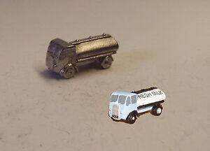 Humour P & D Marsh Calibre N Échelle E85 Erf Citerne Camion Moulage Nécessite Peinture Bon GoûT