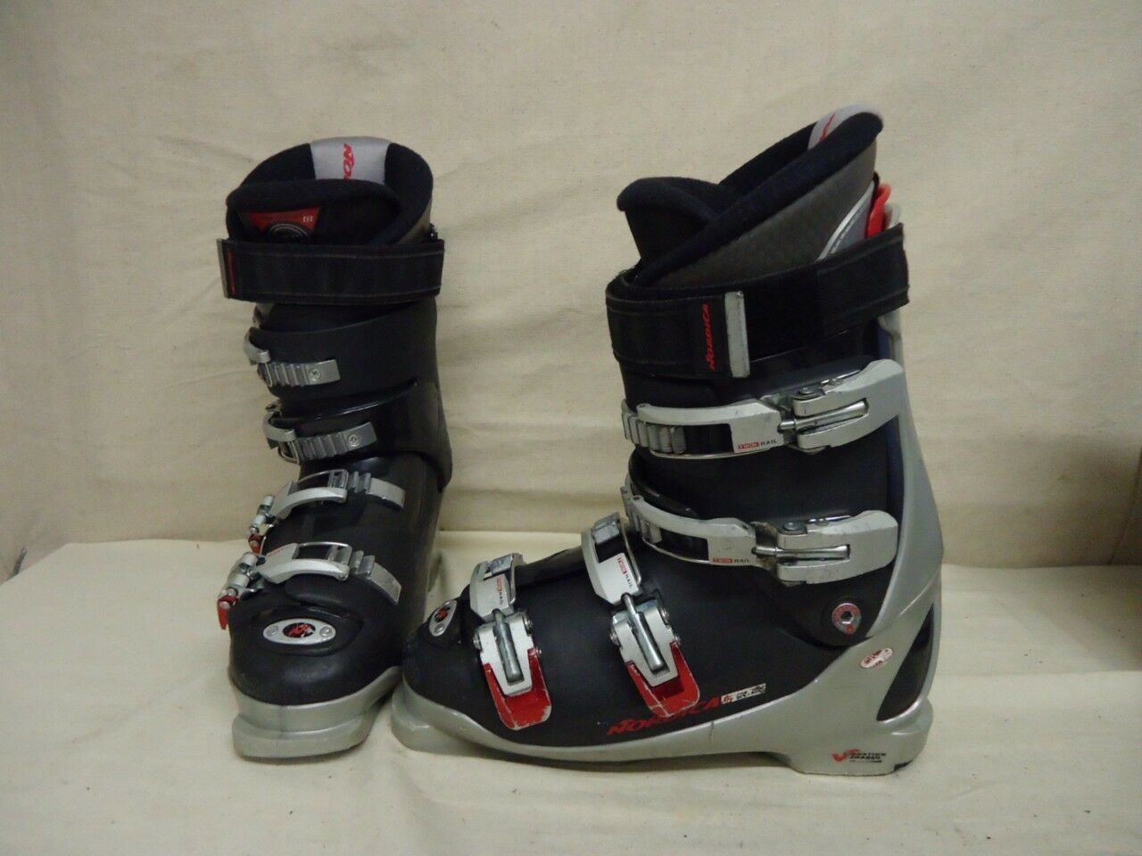 NORDICA Women's K 7.2  Ski Boots Size 9.5 US 26.5 Mondo