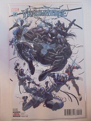 Venomverse #1 Second Printing Marvel VF//NM Comics Book