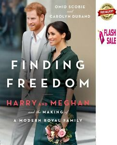 Finding-Freedom-Harry-and-Meghan-amp-the-Making-of-a-Modern-Royal-Family-Hardcover