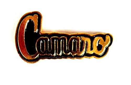 Pins AUTO Pin CHEVROLET CAMARO SCHRIFTZUG 1298