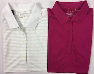Women-039-s-Nike-Golf-Tour-Performance-Dri-Fit-Standard-Fit-Sleeveless-Polo-Shirt