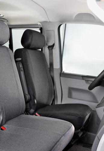 VW T6 Transporter Bj 04//15 Schonbezug Sitzbezug Sitzbezüge