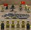 SET Figures World War 2 WW2 Sino War Chinese Eighth Route Lego Toys Custom