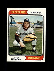 1974-Topps-Baseball-284-Dave-Duncan-Indians-NM