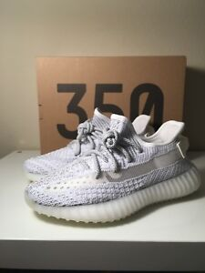 5 3m V2 Static Reflectivo Ef2367 100 Yeezy Boost Tamaño Auténtico 350 4 OSnFP