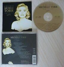 CD ALBUM LE MEILLEUR DE MICHELE TORR EN PUBLIC LIVE MICHELE TORR  BEST OF
