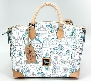 Image Is Loading New Dooney Amp Bourke 2017 Walt Disney World