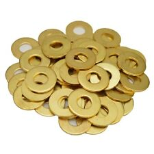 DOT 91-BS-78505-2A COMMON SENSE BRASS WASHERS LOT OF MARINE BOAT 1000