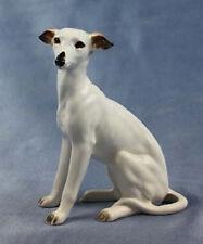 whippet windhund Hund hundefigur porzellanfigur porzellan figur  windspiel s