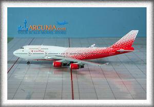 "Phoenix 1:400 Rossiya Boeing 747-400 ""EI-XLJ"""