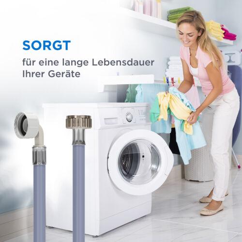 Zulaufschlauch 2,5m 25°C Kaltwasser Waschmaschine Spülmaschine