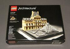 LEGO Louvre 21024 Architecture Set Landmark Series Paris, France NEW