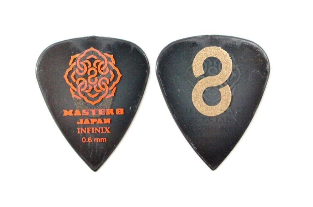 MASTER 8 Japón IFS-TD060 Infinix lágrima hardgrip 0.6 mm x30 x30 x30 guitarra pick 2071cd