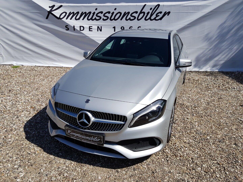 Mercedes A180 d 1,5 Edition aut. 5d - 239.900 kr.