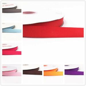 100Yard-15MM-Multicolor-Printed-Grosgrain-Ribbon-Hair-Sewing-Ribbon-wholesal