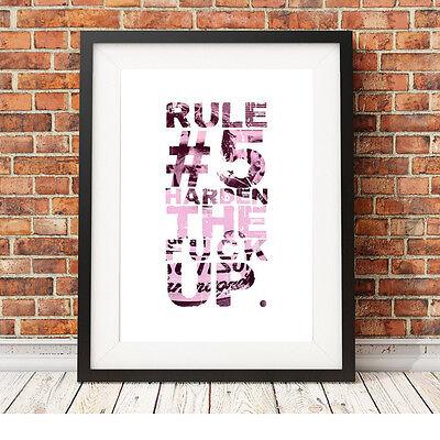 Francesco Moser Ciclismo ❤ ❤ Regola 5 Poster Stampa In Edizione Limitata 5 Taglie #9- Vincere Elogi Calorosi Dai Clienti