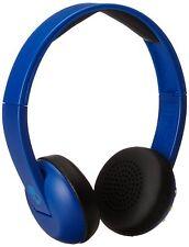 Skullcandy Uproar Wireless Bluetooth Headphones with Mic Royal Blue NEW
