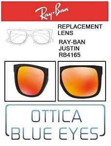 Lenti 622 Lenses Ricambio Ban 6q Justin Di 4165 Filtri Rb Ray Rayban Replacement rqOrSp
