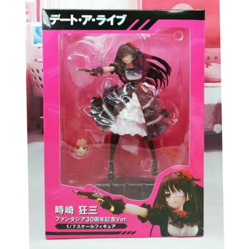 "10/"" inch Date A Live Kurumi Tokisaki Fantasia 30th Anniversary Figure 1//7 Scale"