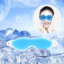 Summer Cool Ice Eye Mask Sleep Headache Relief Goggles Eye Pain Gel Health UK