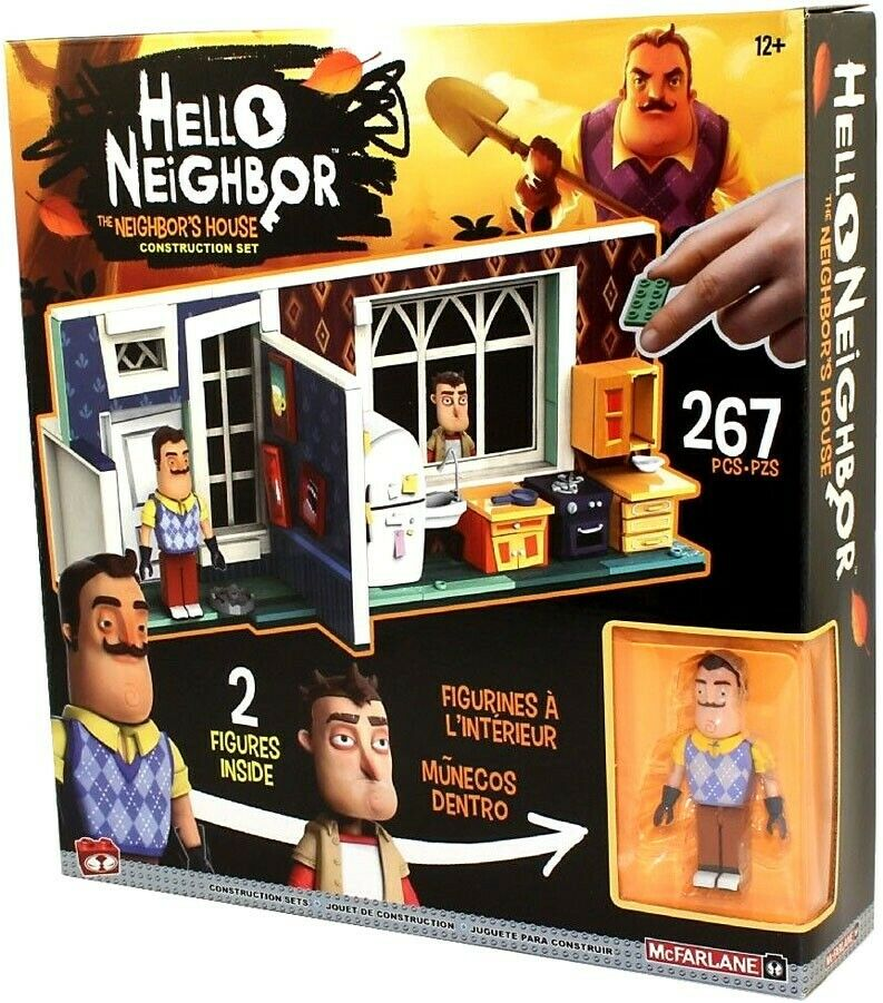 McFarlane  giocattoli Hello Neighbor Neighbor's House Construction Set  buona qualità