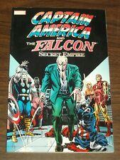 Captain America and Falcon Secret Empire Marvel (Paperback)< 9780785118367