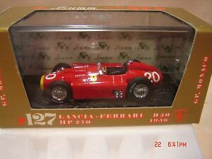 BRUMM-Ferrari-Lancia-D-50-HP-270-1956-scale-1-43-in-box