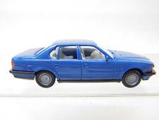 eso-6853Wiking 1:87 BMW 750i capriblau mit minimale Gebrauchsspuren
