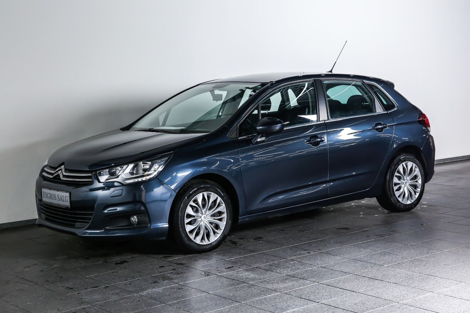Citroën C4 1,6 BlueHDi 120 Feel