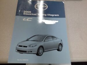 image is loading 2005-toyota-scion-tc-electrical-wiring-diagram-service-