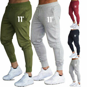 Men-Sport-Pants-Long-Trousers-Tracksuit-Fitness-Workout-Joggers-Gym-Sweatpants