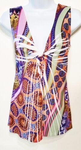 Women's MISS TINA By Tina Knowles size 4 shirt