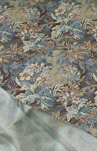 Scalamadre Rousseau & Coord Chevron Upholstery Weight Fabric