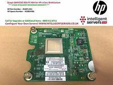 QLogic QMH2562 8Gb FC HBA for HP c-Class BladeSystem  ** 451871-B21 **