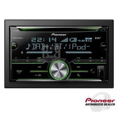 Pioneer FH-S705BT Double Din Bluetooth Bt Cd Mp3 Ipod Car Stereo FHS705BT