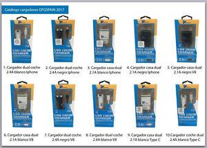 CARGADOR-MOVIL-PARA-CASA-Y-COCHE-IPHONE-SAMSUNG-HUAWEI-XIAOMI-LG-SONY-CALIDAD