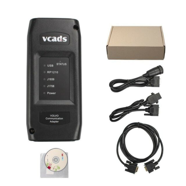 NEW for Volvo Truck Diagnostic Tool Volvo VCADS pro V2.40 with Multi languages