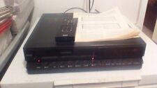 Vintage RCA VPT 385 HQ VHS VCR Video Cassette Recorder Player
