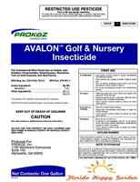 Avalon Bifenthrin Insecticide - 1 Gallon
