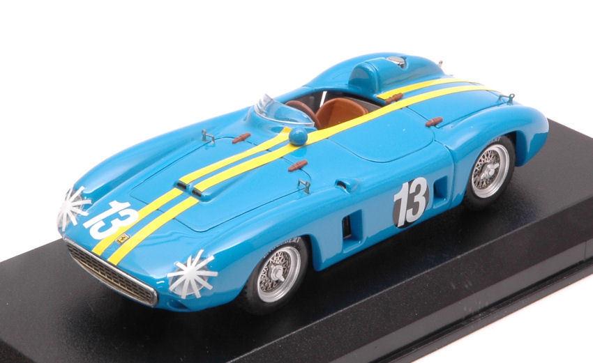 Garantía 100% de ajuste Ferrari 860 monza  13 3rd Nassau Nassau Nassau Trophy Race 1956 a. de Portago 1 43 Model 0365  caliente