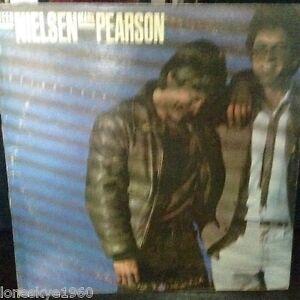 NIELSEN-PEARSON-Blind-Luck-Released-1983-RECORD-VINYL-ALBUM
