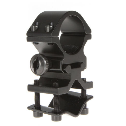 Cycling Bike Mount Holder Bracket for Flashlight Torch Clip Clamp Aluminum Alloy