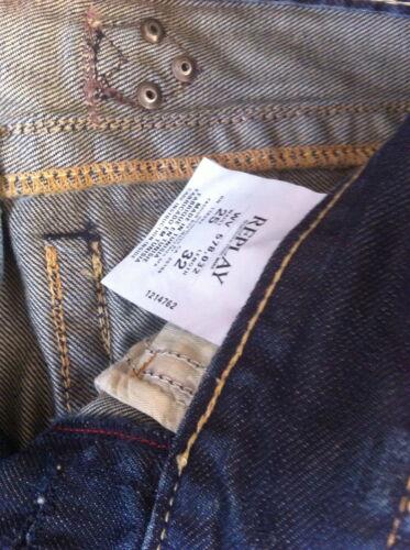 W25 Jeans Femmes Replay L32 'fandango' Femmes EIn7g