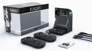 Console NeoGeo mini Samurai Shodown Limited Edition - Kuroko
