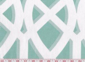 Aqua Indoor Outdoor Upholstery Fabric Made Usa By P Kaufmann Elton